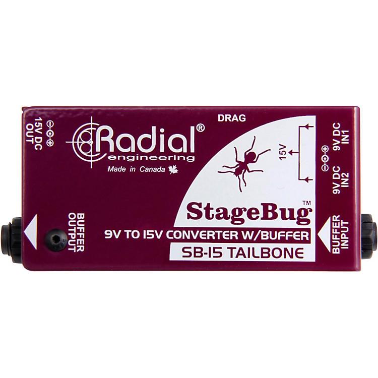 Radial EngineeringSB-15 Tailbone High Performance Signal Buffer