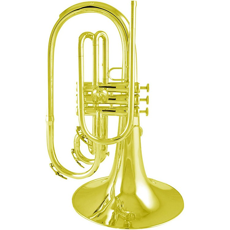 King SB20P Marching F Mellophone Lacquer