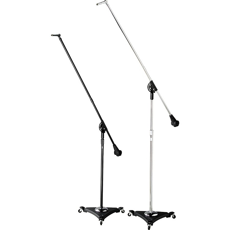 Atlas Sound SB36W Classic Studio Boom Mic Stand with Air Suspension Ebony
