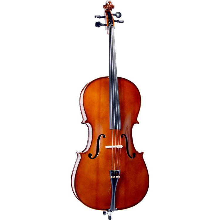 CremonaSC-130 Premier Novice Series Cello Outfit1/2 Outfit