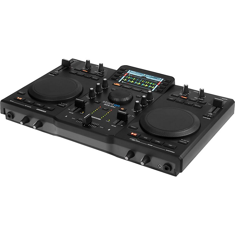 Stanton SCS.4DJ Digital DJ Mixstation and Controller