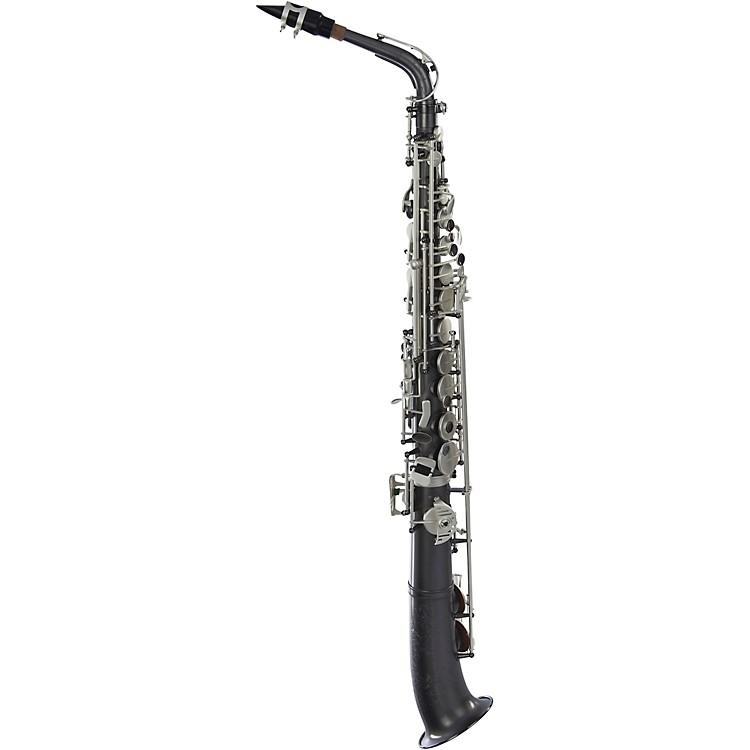 Sax DakotaSD AS-1020 Professional Straight Alto SaxophoneGray Onyx