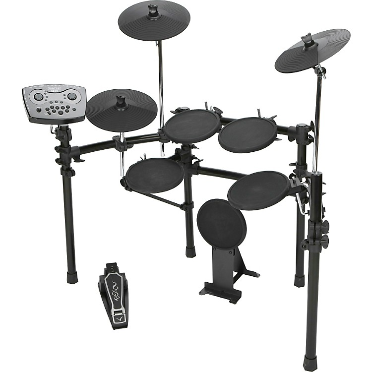 Simmons SD7PK Electronic Drum Set  888365046624