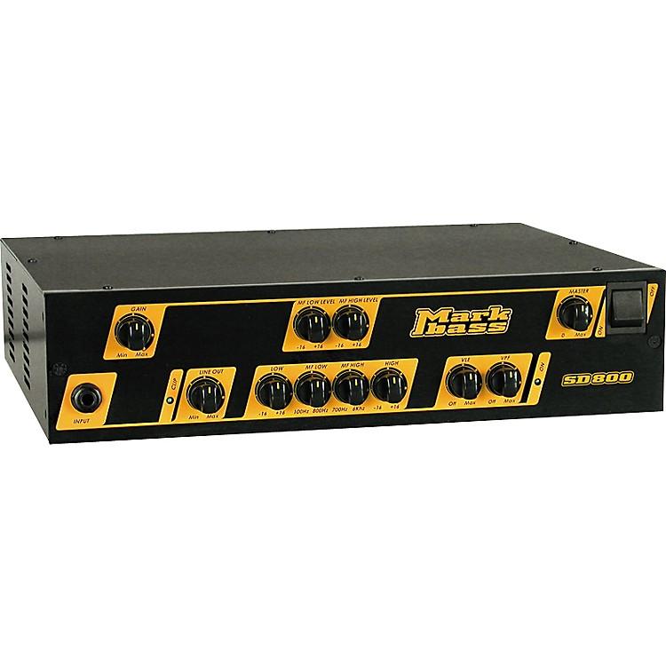 MarkbassSD800 750W Bass Head