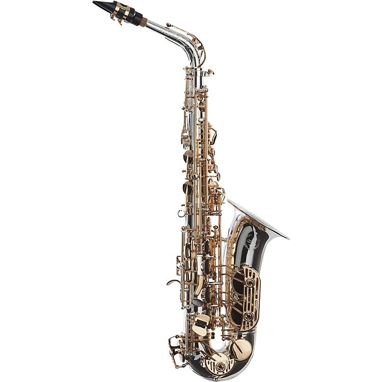 Sax DakotaSDA-1000 SP Professional Alto SaxophoneBright Silver Plate