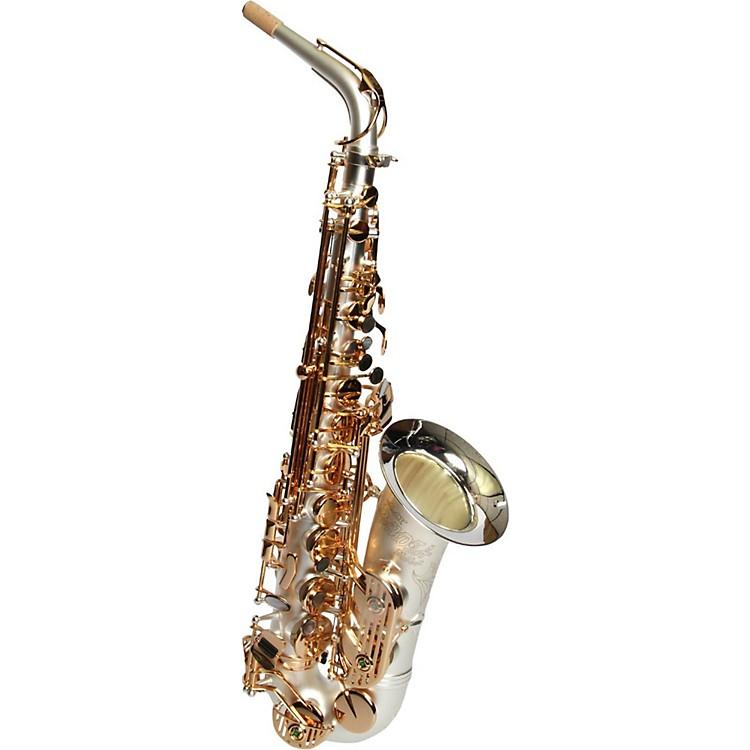Sax DakotaSDA-1000 SS Professional Alto SaxophoneSatin Silver