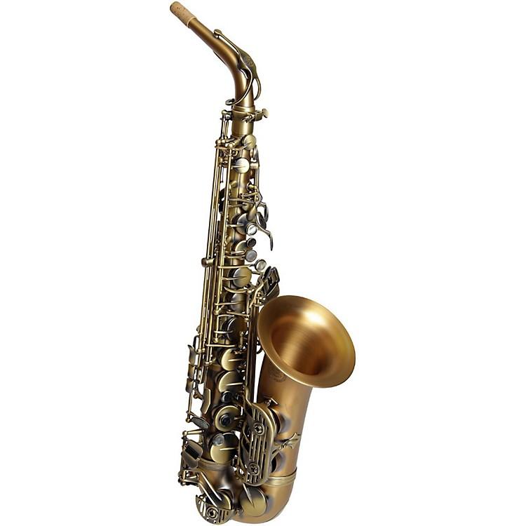Sax DakotaSDA-XG 303 Professional Alto SaxophoneAntique Brass