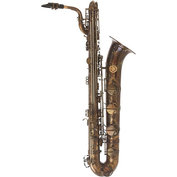 Sax DakotaSDB-XR 62 Professional Baritone SaxophoneRaw Bronze