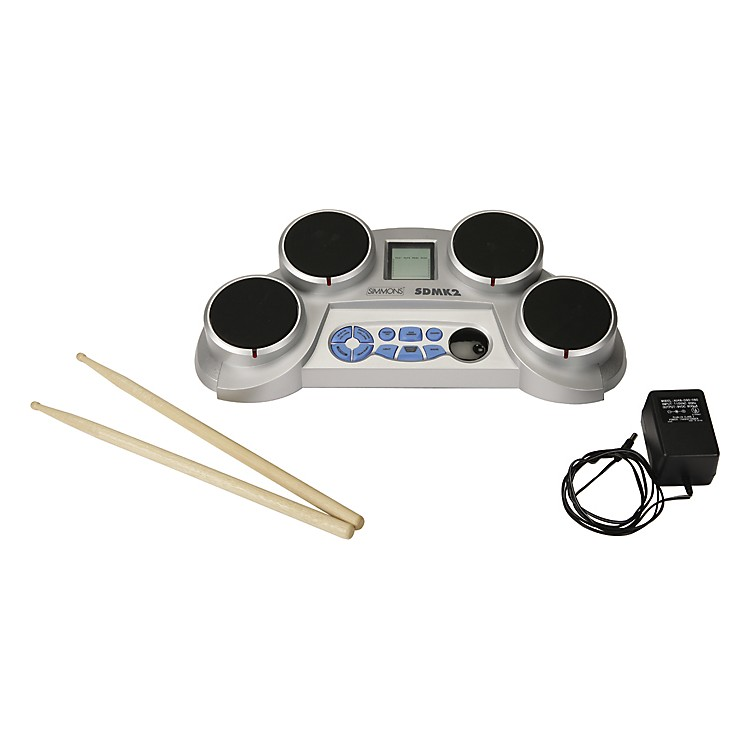 Simmons SDMK2 Digital Multi Pad Electronic Drum Set