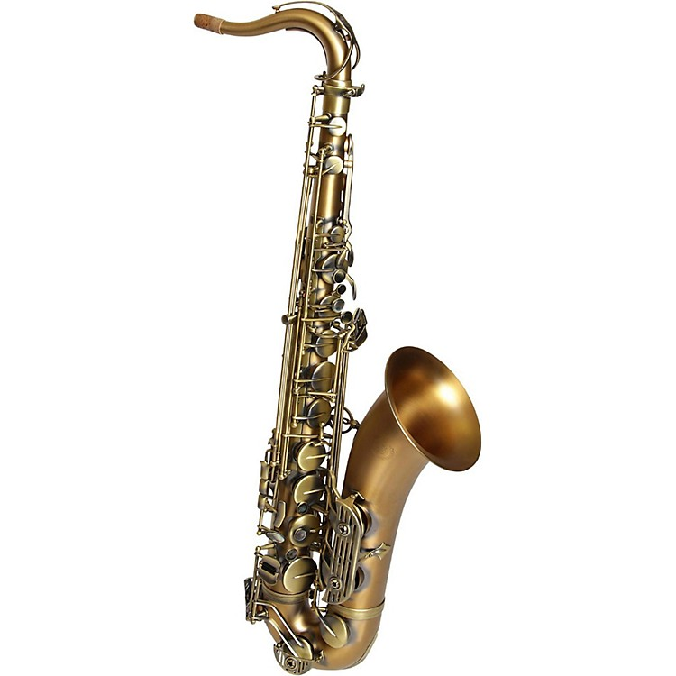 Sax Dakota SDT-XG 505 Professional Tenor Saxophone Antique Brass