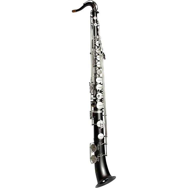 Sax DakotaSDTS-1022 Professional Straight Tenor SaxophoneGray Onyx