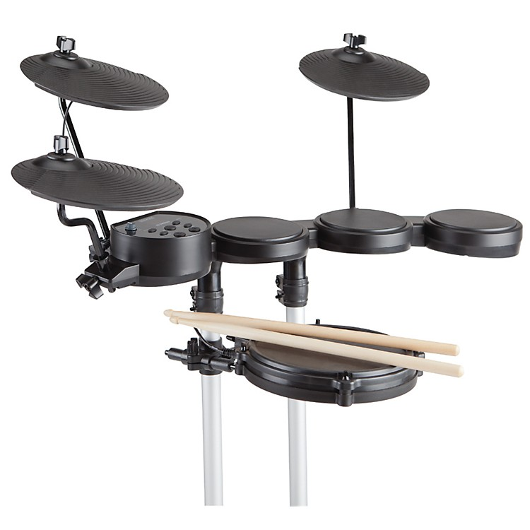 simmons sdxpress compact 5 piece electronic drum kit music123. Black Bedroom Furniture Sets. Home Design Ideas