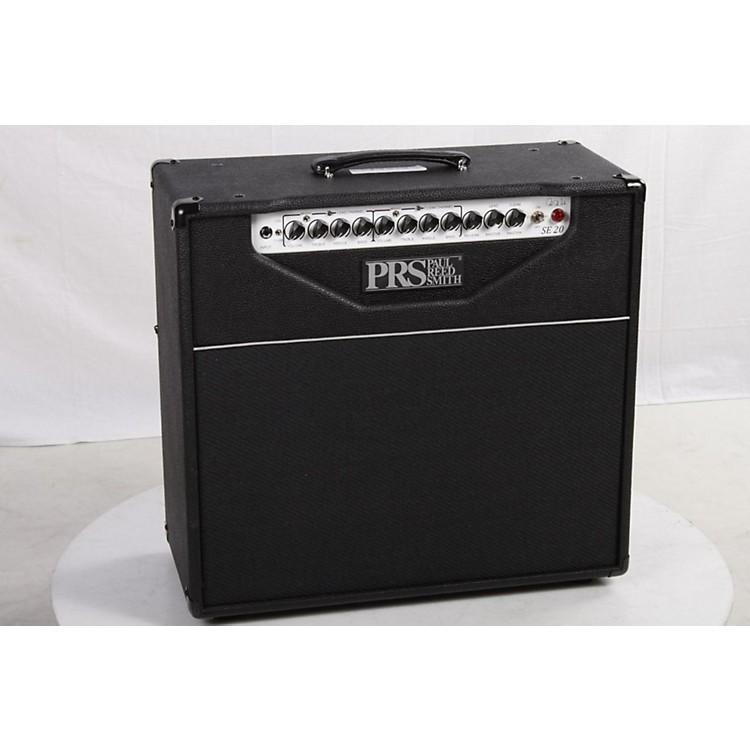 PRSSE 20 20W Tube Guitar Combo AmpBlack886830721403