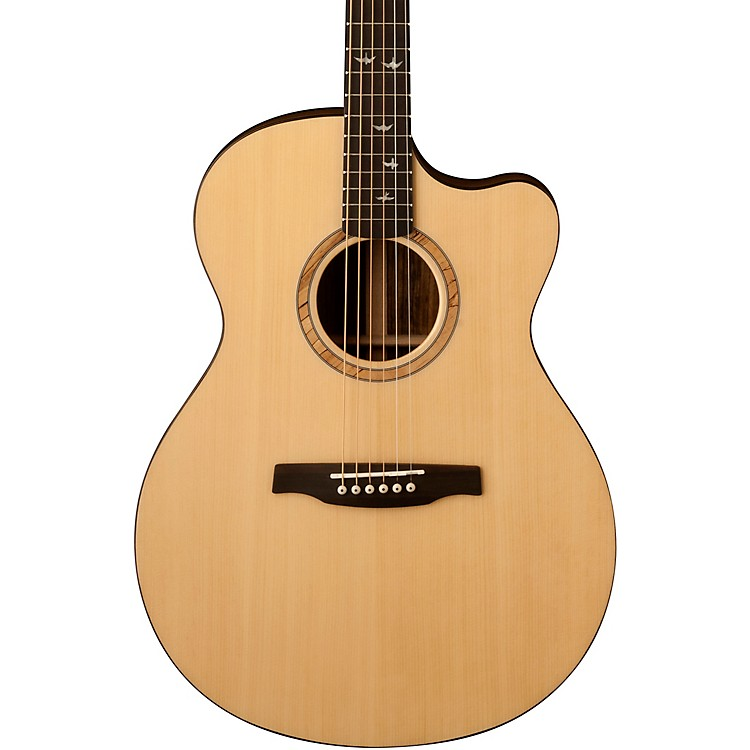 PRSSE Alex Lifeson Thinline Acoustic-Electric GuitarNatural888365898469
