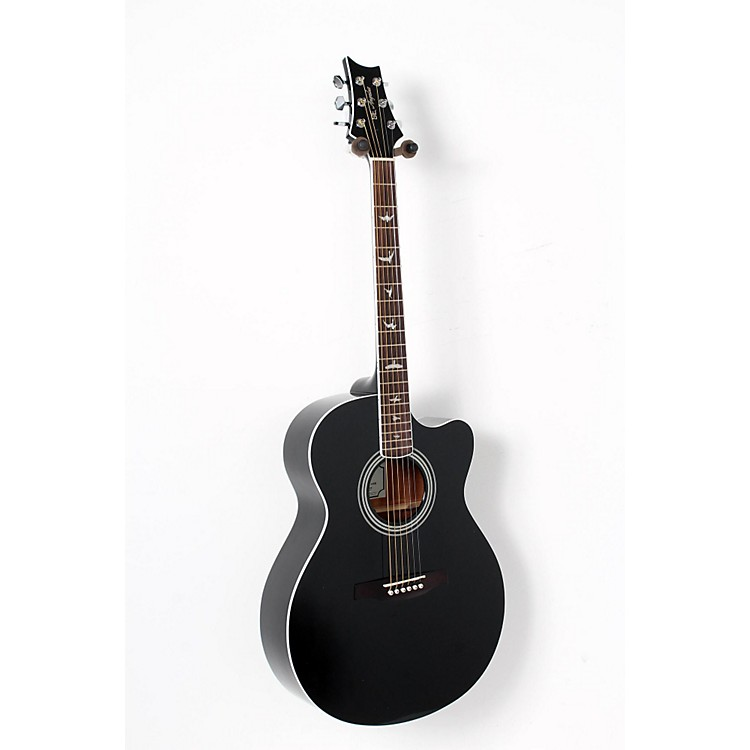 PRS SE Angelus A10E Acoustic-Electric Guitar Black 888365905730