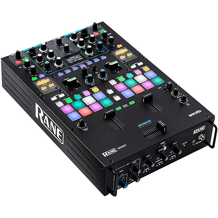 RaneSEVENTY 2-Channel Battle Mixer for Serato DJ