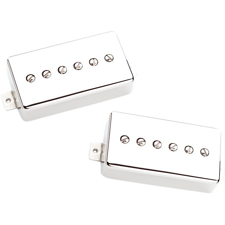 Seymour Duncan SEYMOUR DUNCAN PHAT CAT PICKUP SET NICKEL COVER Nickel Cover