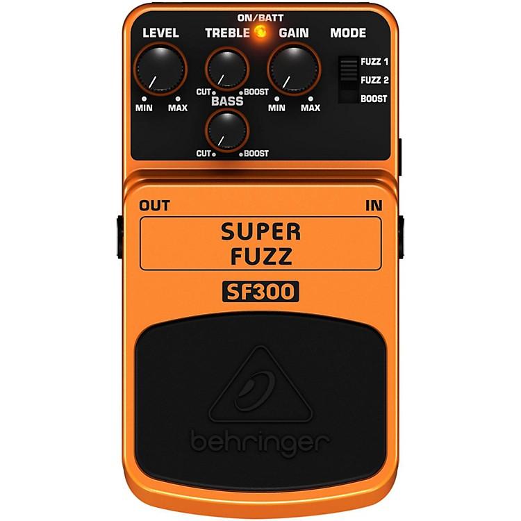 BehringerSF300 Super Fuzz Pedal
