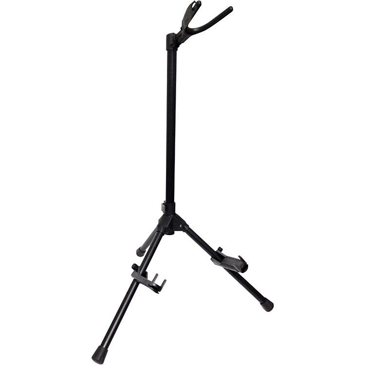 Peak Music Stands SG-20 A-Frame Guitar Stand Black