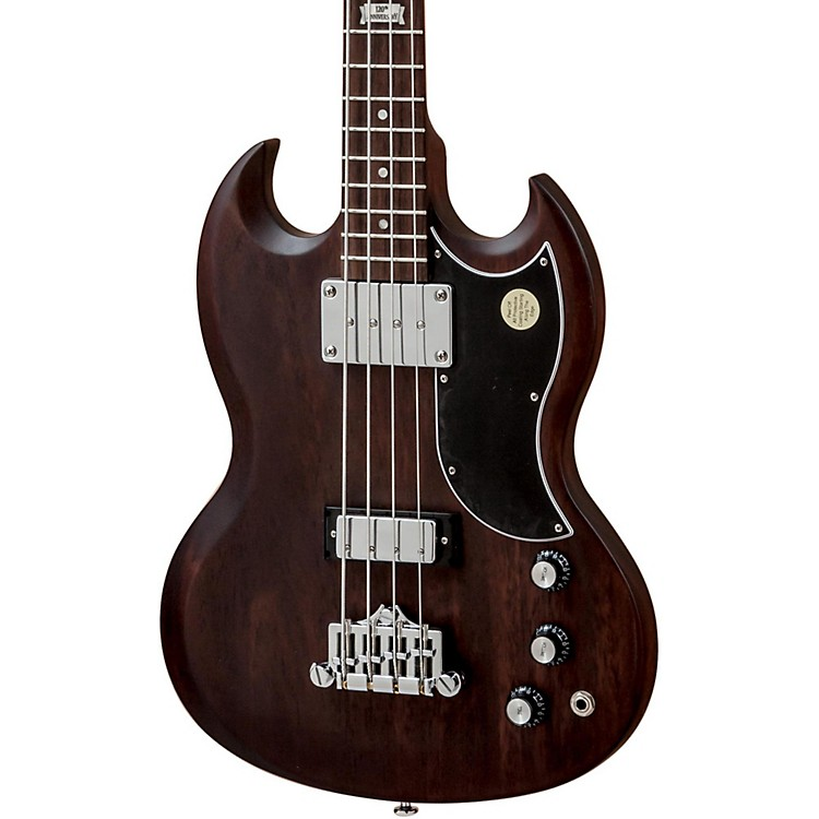 Gibson SG Special 2014 Electric Bass Guitar Satin Chocolate