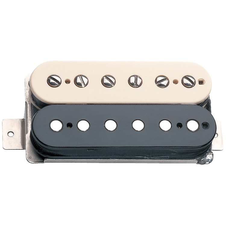 Seymour Duncan SH-1 1959 Model Electric Guitar Pickup Black and Cream Neck