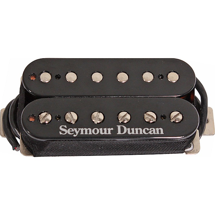 Seymour Duncan SH-11 Custom Custom Pickup Black, No Logo Bridge