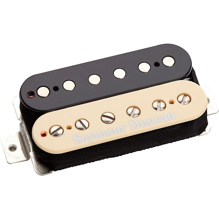 Seymour DuncanSH-5 Duncan Custom Guitar PickupBlack/Cream