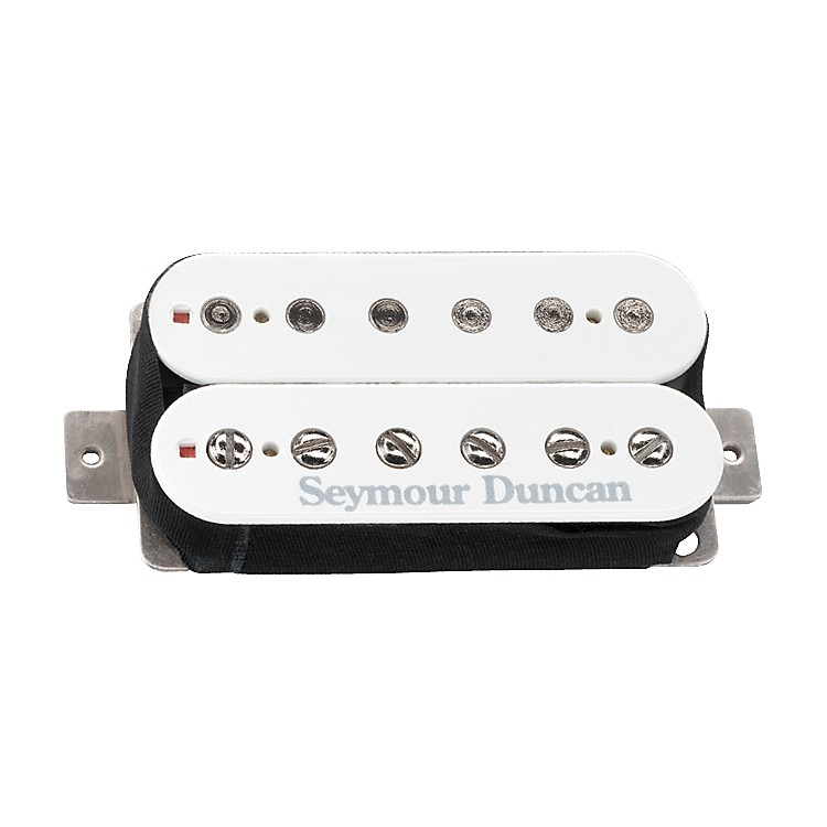Seymour Duncan SH-6 Distortion Humbucker Pickup Black and Cream Neck