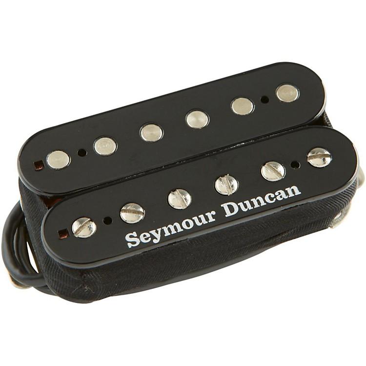 Seymour DuncanSH-6b Duncan Distortion Trembucker Electric Guitar Bridge Pickup Black