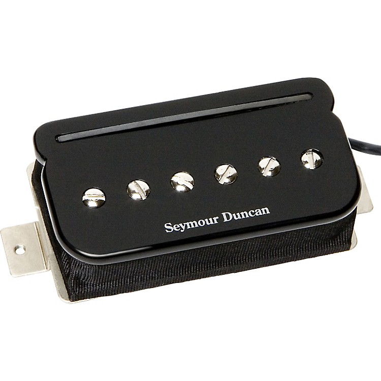 Seymour Duncan SHPR-1b P-Rails - Bridge Pickup Black