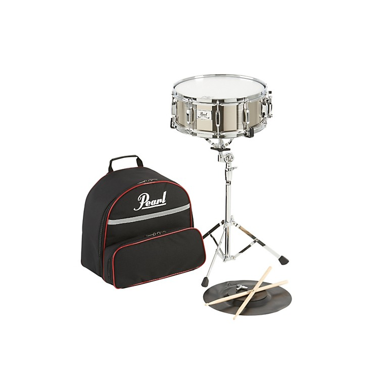 Pearl SK-900 Snare Drum Kit With Backpack Case | Music123