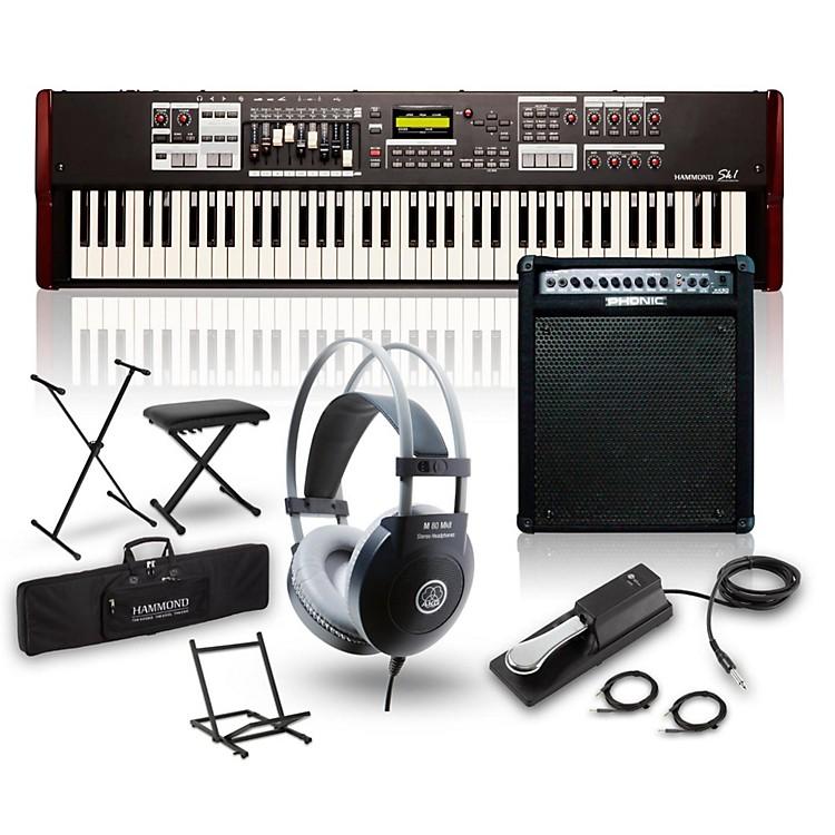 HammondSK1-73 Keyboard Package