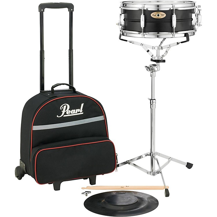 PearlSK910C Educational Snare Kit with Rolling Cart14 x 5.5 in.