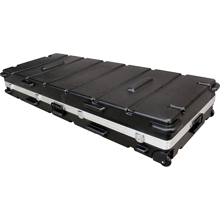 SKB SKB-6118W ATA 88-Note Keyboard Case Black