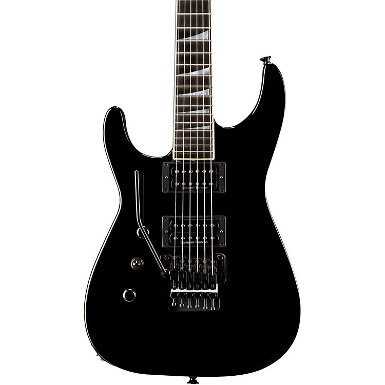 Jackson SL2H Select USA - Left Handed Black 888365916187