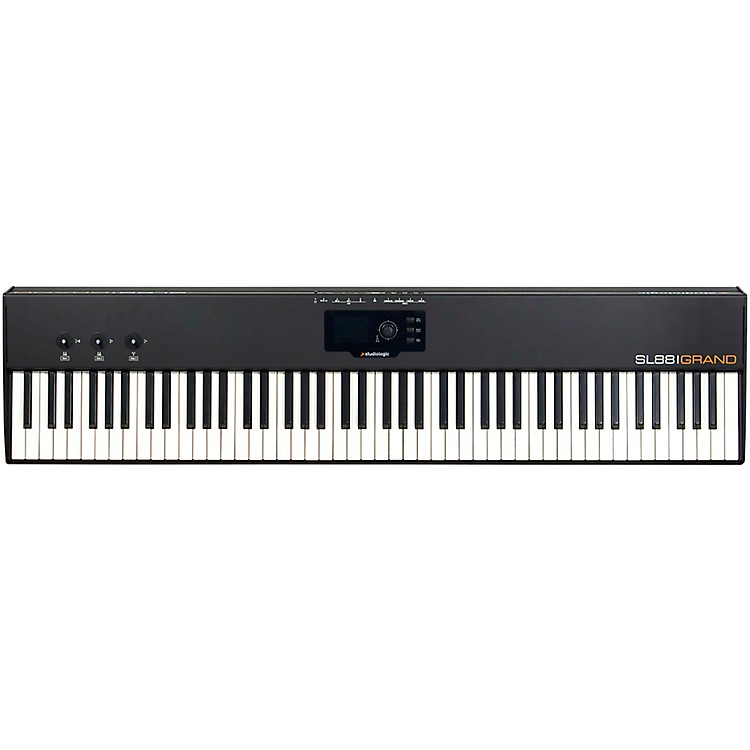 Studiologic SL88 Grand 88-Key Graded Hammer Action MIDI Keyboard Controller