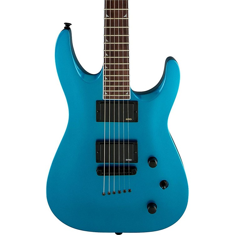 JacksonSLATTXMG3-6 Electric GuitarMetallic BlueRosewood Fingerboard