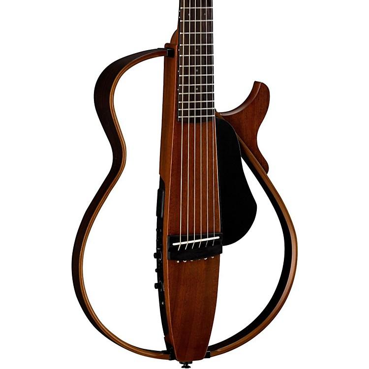 YamahaSLG200S Steel String Silent GuitarTrans Black
