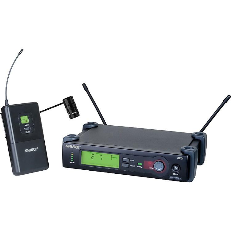 ShureSLX Lavalier WL185 Wireless System888365743202