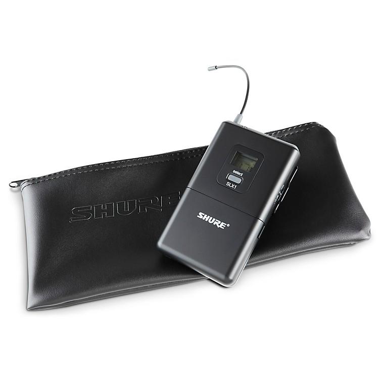 ShureSLX1 Wireless Bodypack TransmitterH5