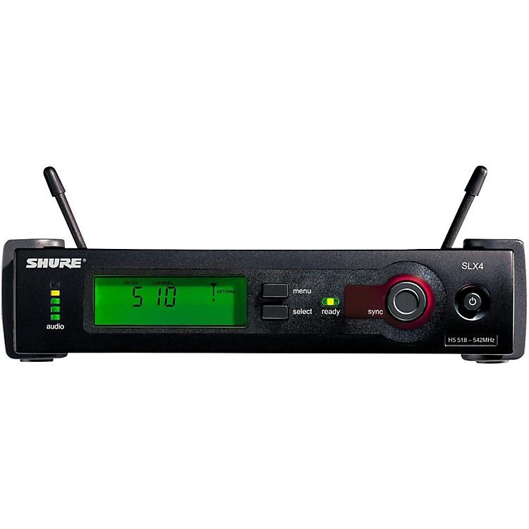 ShureSLX4 Wireless Diversity ReceiverBand H19