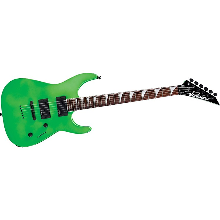Jackson SLXT Soloist Electric Guitar Kawasabi Green
