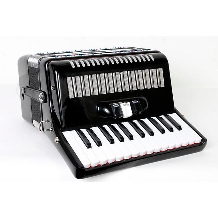 SofiaMariSM-2648, 26 Piano 48 Bass AccordionBlack Pearl888365779034