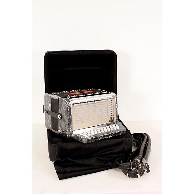 SofiaMariSM-3112 31-Button 12 Bass Accordion GCFGray Pearl888365836799
