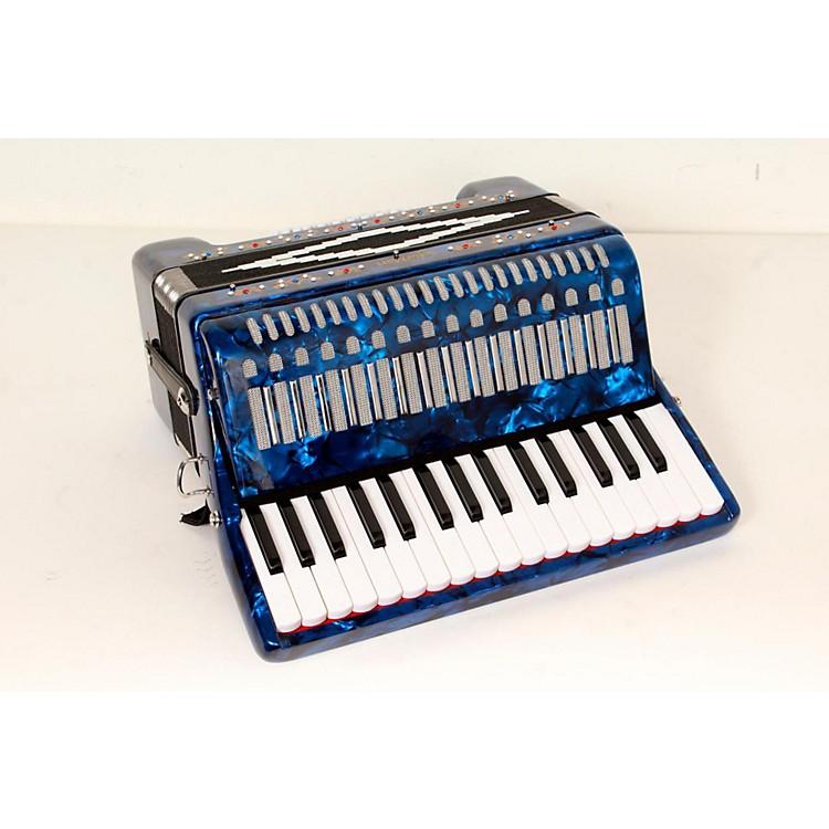 SofiaMariSM-3232 32 Piano 32 Bass AccordionDark Blue Pearl888365778334