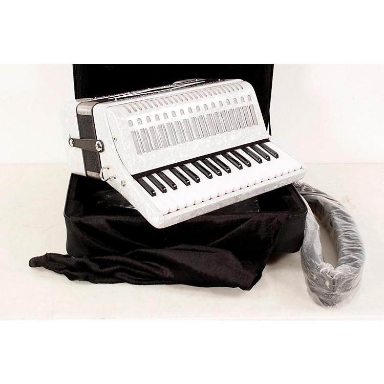 SofiaMariSM-3232 32 Piano 32 Bass AccordionWhite Pearl888365836836