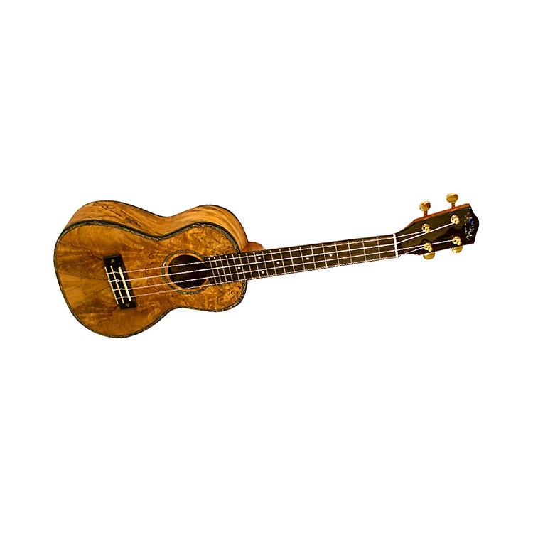 Lanikai SM-CE Limited Edition Spalted Mango Concert Acoustic-Electric Ukulele