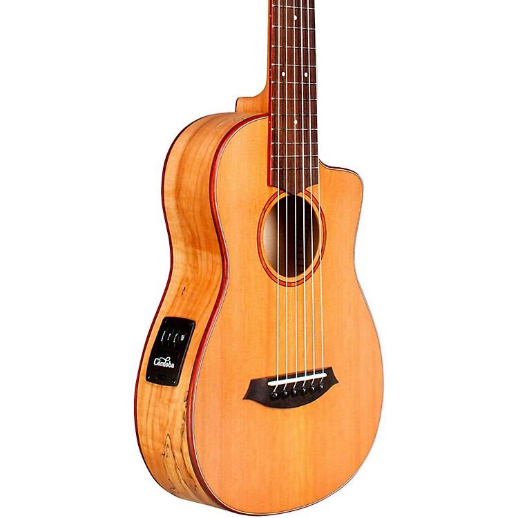 CordobaSM-CE Mini Classical Acoustic GuitarNatural