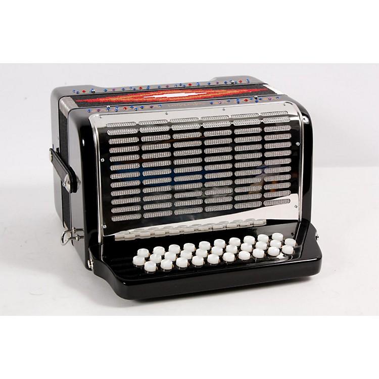 SofiaMariSM3112 Black GCF 31 Button Accordion888365662756
