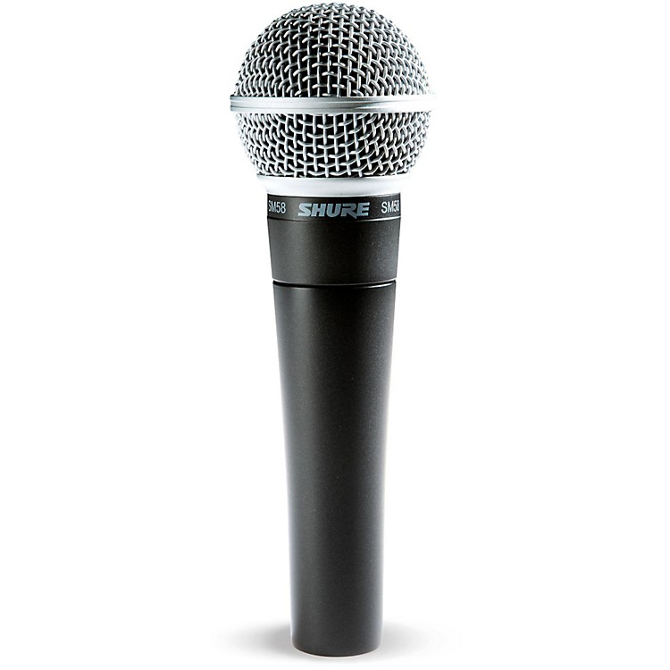 ShureSM58 Microphone with Cable